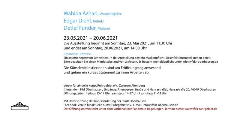Verein für aktuelle Kunst Ruhrgebiet/Oberhausen