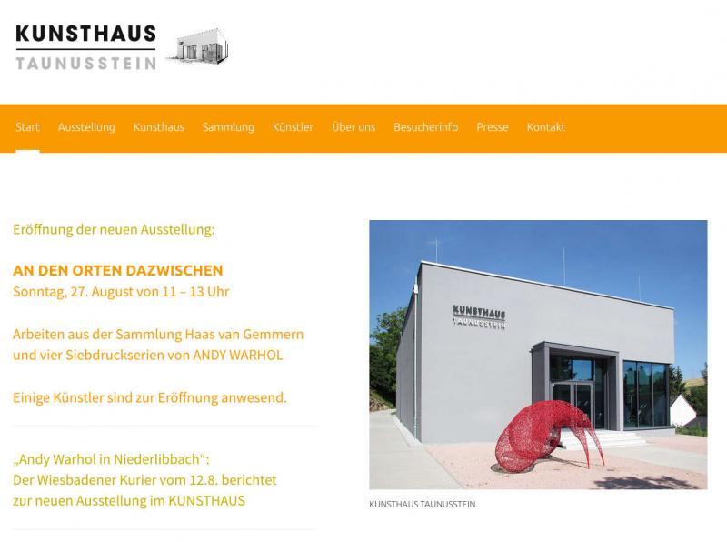 Kunsthaus Taunusstein privat museum, Edgar Diehl