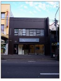 Conny Dietzschold Gallery Sydney Streetview / Group Exhibition with Edgar Diehl