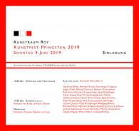 Edgar Diehl, Kunstraum Roy, Concrete Art, Non Objective Art, Minimal Art